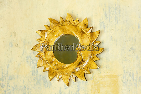 golden sun frame