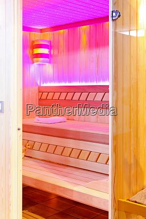 pink sauna