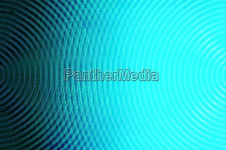 blue sound waves background