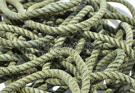 rope sailing climbing logistics