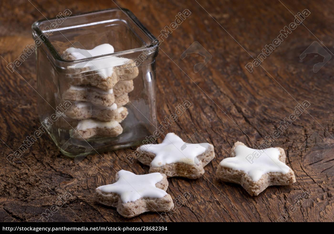 home, made, cinnamon, stars, for, christmas - 28682394