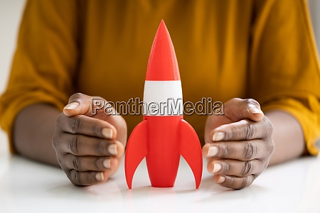 rocket launch protecting