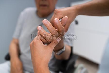 older retirement healthcare patient medical treatment
