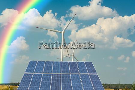 sustainable green energy