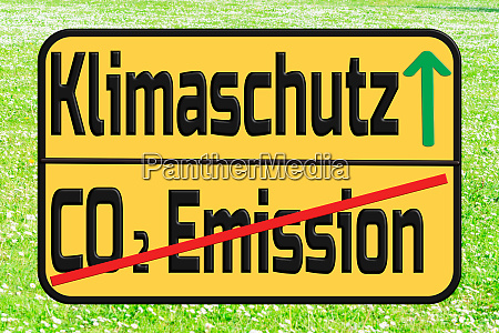 climate protection instead of co2 emissions