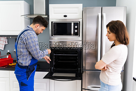 oven appliance repair