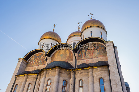 cathedral of assumption in moscow