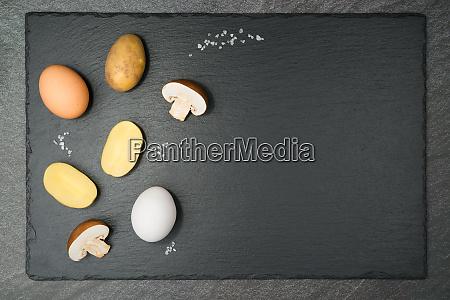 mushroom tortilla ingredients