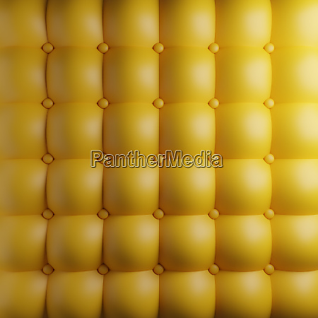 abstract modern yellow background 3d rendering