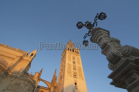 spain seville low angle view of