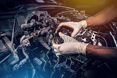 car repair and maintenance composition