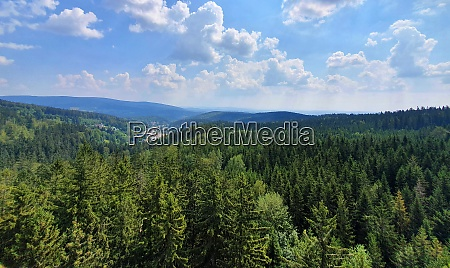 krkonose mountains giant mountains landscape