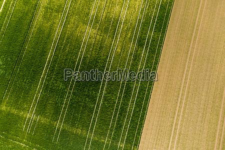 germany rhineland palatinate gabsheim helicopter view