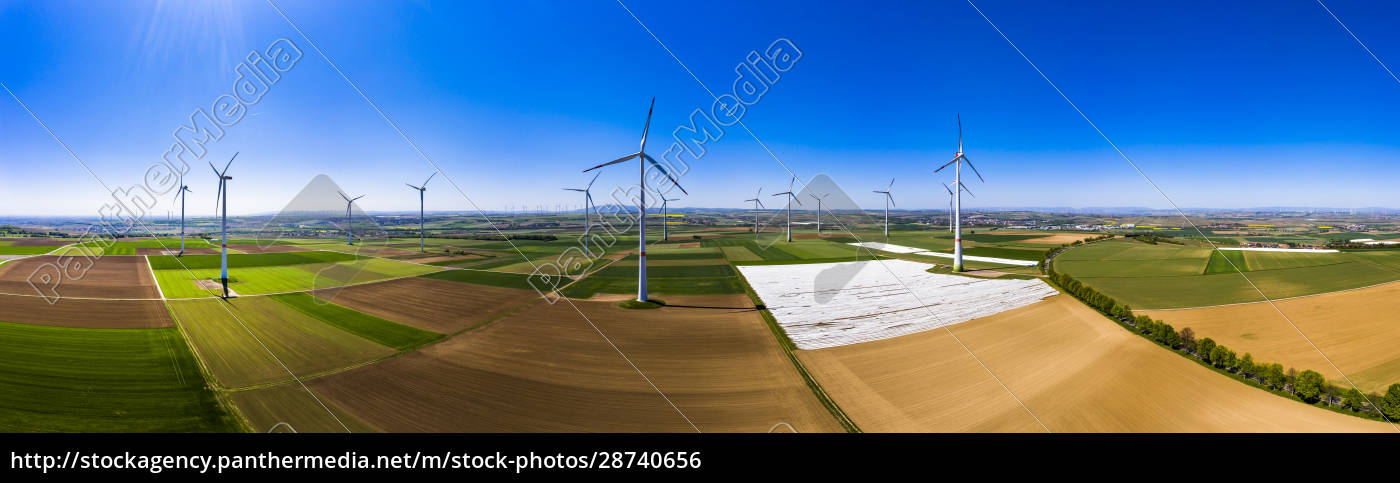 germany, , rhineland-palatinate, , gabsheim, , helicopter, view, of - 28740656