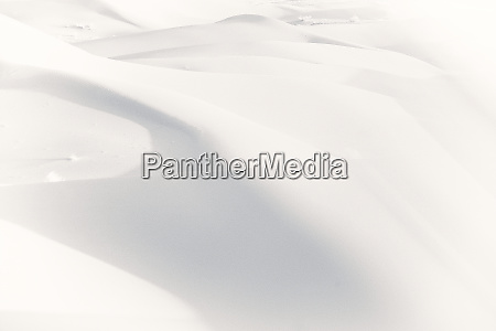iran qom province salt dunes of