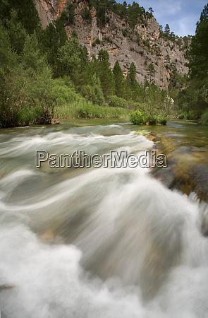 spain province of guadalajara long exposure