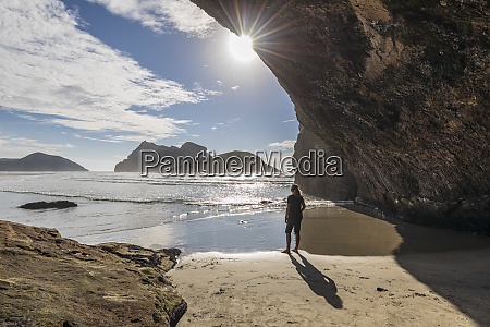 new zealand south island tasman tourist