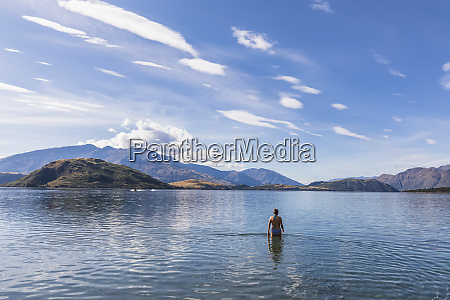 new zealand queenstown lakes district glendhu