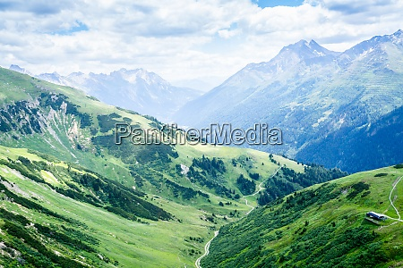 alps mountains alpine austria mountain