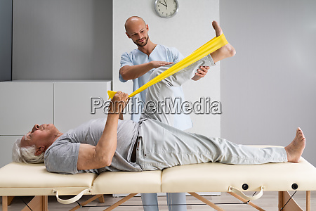 knee exercise therapy and treatment