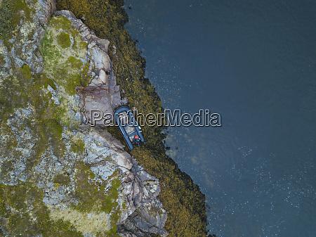 russia murmansk region kolskydistrict teriberka boat