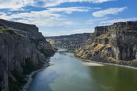 usa idaho twin falls snake river