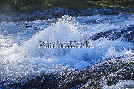 germany bavaria lenggries rapids ofisarriver