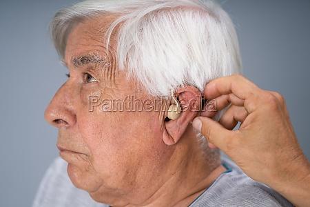 hear disability problems
