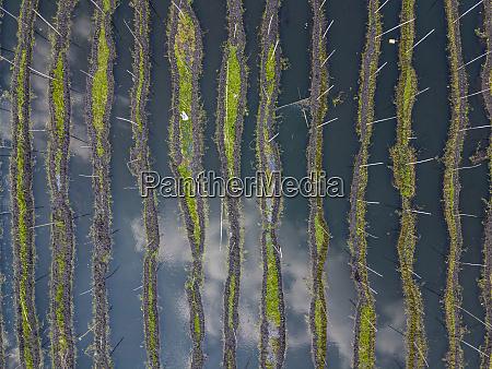 myanmar shan state nyaungshwe township aerial