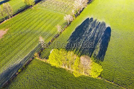 germany, , bavaria, , gaissach, , drone, view, of - 28760220