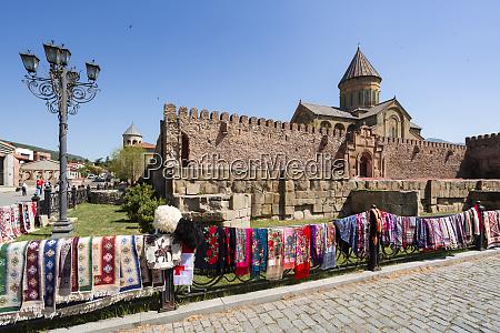 georgia mtskheta mtianeti mtskheta colorful rugs