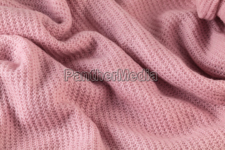 knitted texture pattern fabric made of