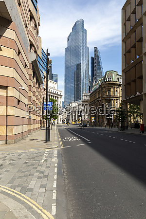 uk london view of the city