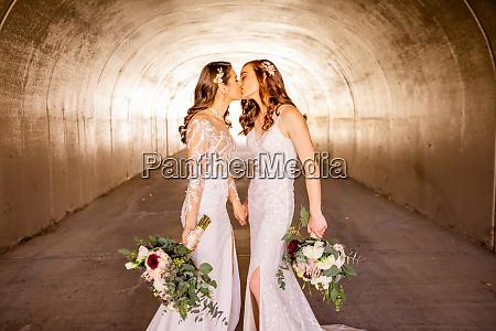 brides first look pre wedding ceremony