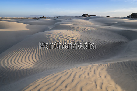 patterns in the dunes at sand