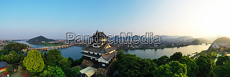inuyama castle gifu prefecture honshu japan