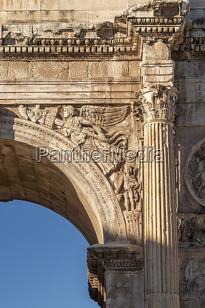 arch of constantine unesco world heritage