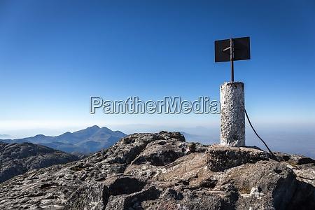 sapitwa peak mulanje malawi africa