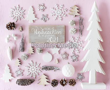 white wooden christmas decoration tree glueckliches