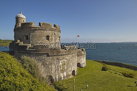 the historic st mawes castle built