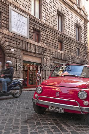 via del governo vecchio ponte rome