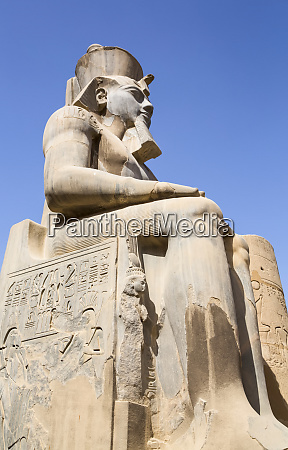 colossus of ramses ii court of