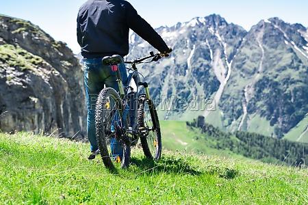 e, bike, bicycle, in, austria., mountain - 28797770