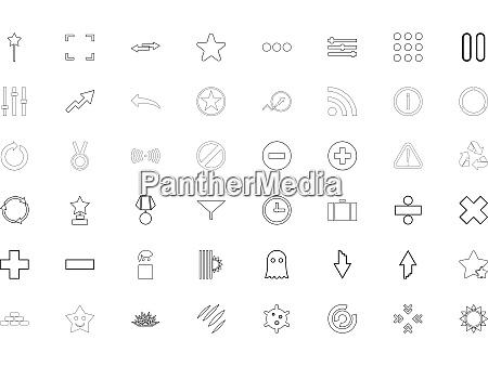 configuring web setings black color set