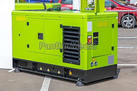 power generator box