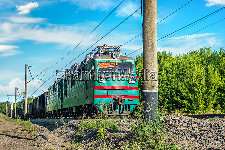ukrainian freight train