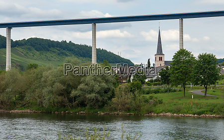 bridges zeltingen germany