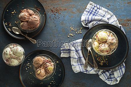 ice cream scoops