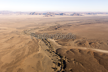 a nice sossusvlei helicopter view