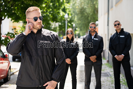security guard event service